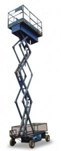 Upright XL24 schaarhoogwerker